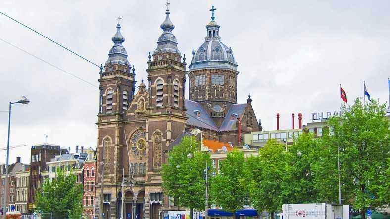 Sprawa molestowania w holenderskim Kościele