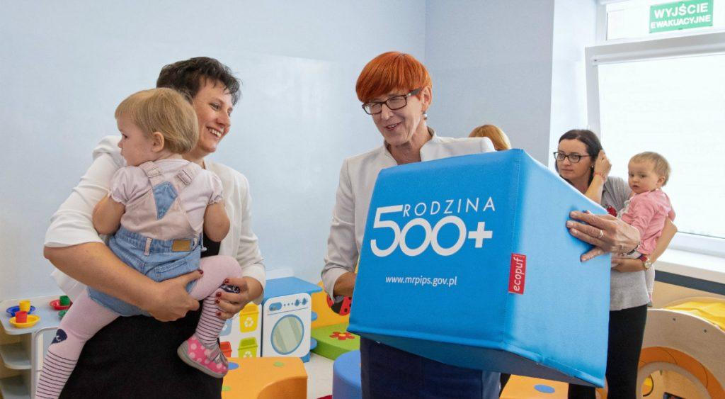 Program Maluch+. Minister Rafalska ogłosiła termin nowej edycji