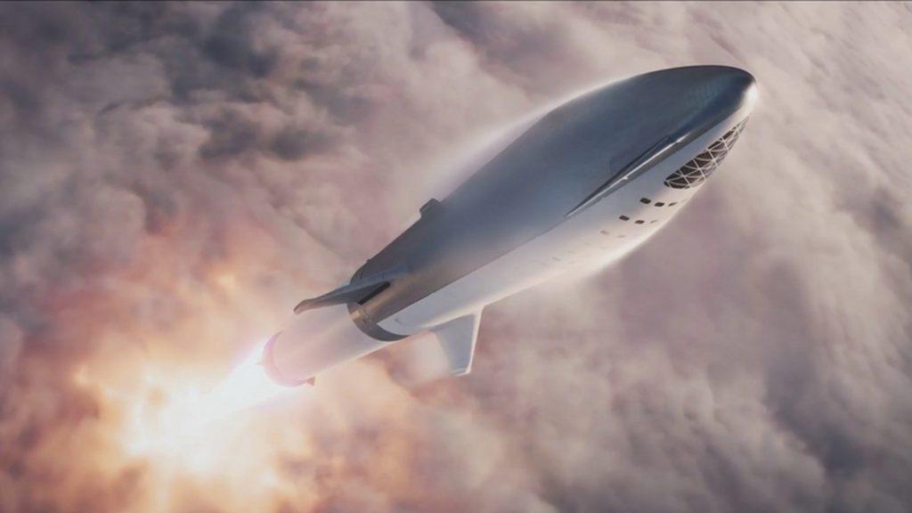Japoński miliarder będzie pierwszym pasażerem, którego SpaceX zabierze w podróż dookoła Księżyca