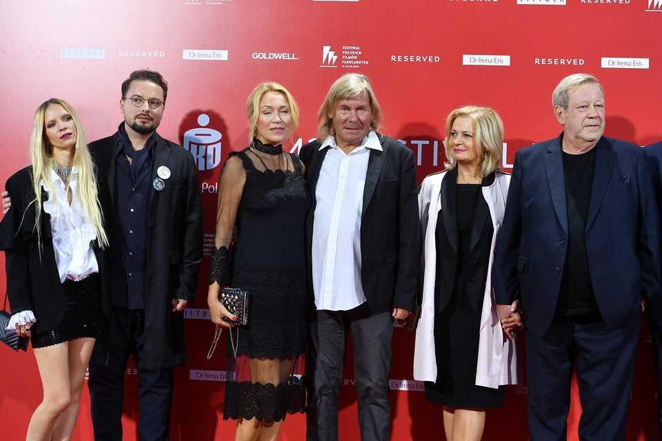Gala finałowa 43. Festiwalu Polskich Filmów Fabularnych w Gdyni