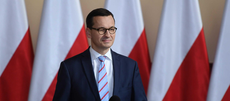 Morawiecki o braku zgody na rozmowy z Macedonią Płn. i Albanią: jesteśmy w martwym punkcie