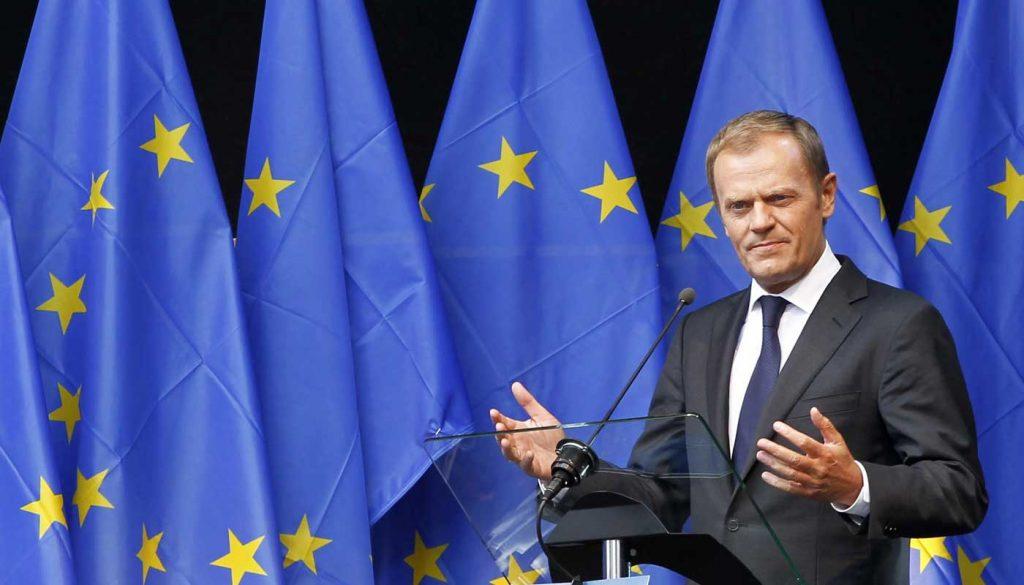 Donald Tusk odpowiada na brytyjską krytykę: znaliście detale od tygodni