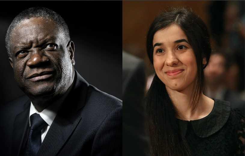Oni zostali laureatami tegorocznej Pokojowej Nagrody Nobla