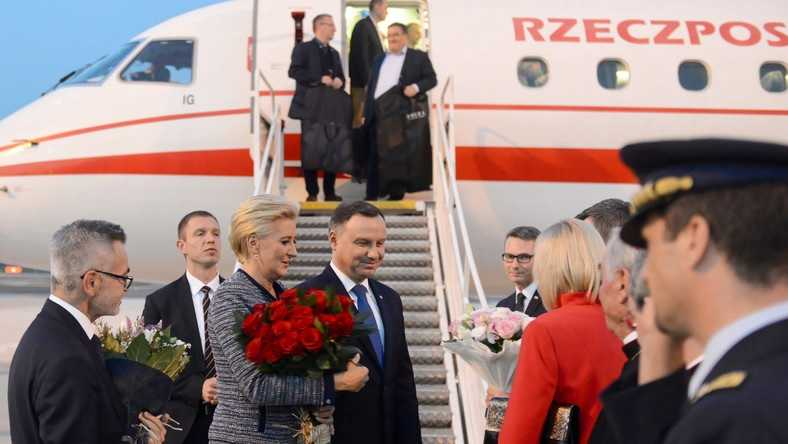 Andrzej Duda spotyka się z papieżem