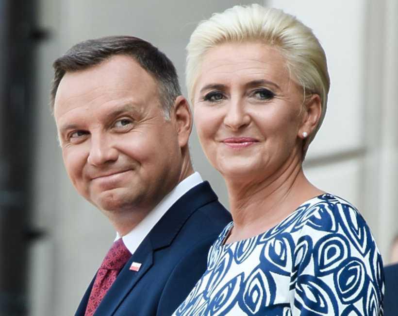 Andrzej Duda: Wielkanoc moja rodzina spędzi osobno
