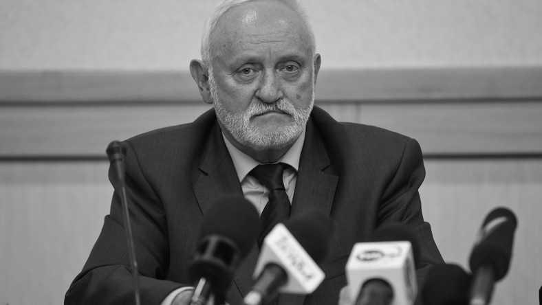 Kazimierz Wojciech Czaplicki nie żyje. Miał 73 lata