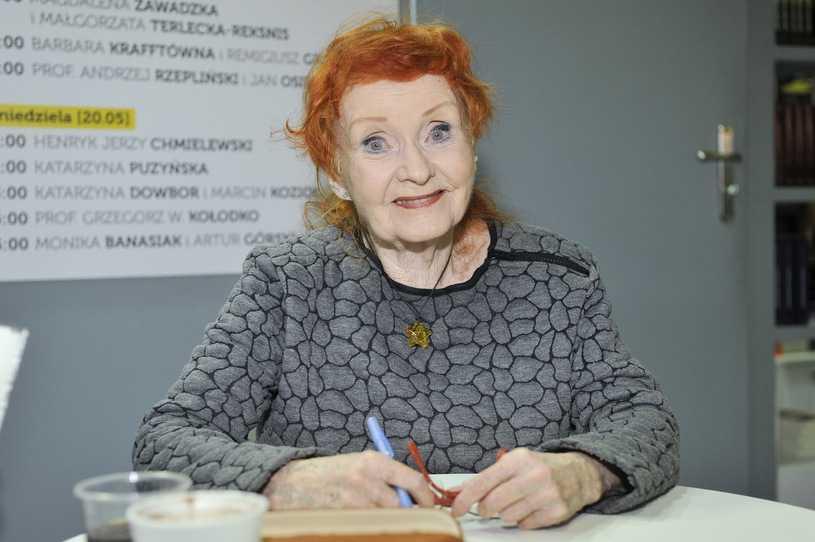 Barbara Krafftówna: Trzy razy jej serce przebiły krwawe strzały