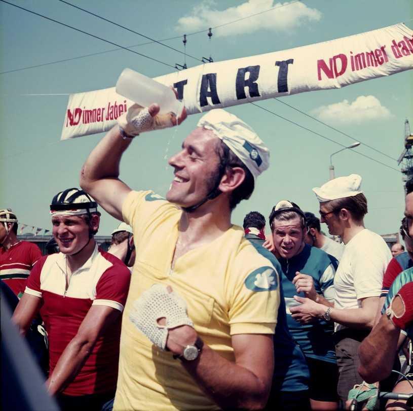 Ryszard Szurkowski chce wrócić na rower. Na razie mistrz potrzebuje pomocy