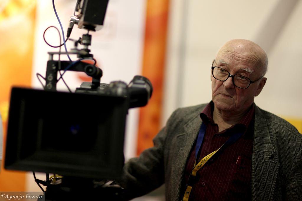 Nie żyje Witold Sobociński. Wybitny operator filmowy miał 89 lat