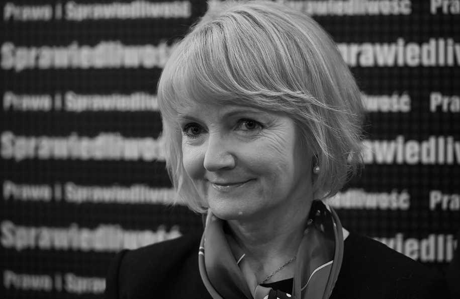 Jolanta Szczypińska nie żyje. Była posłanką Prawa i Sprawiedliwości