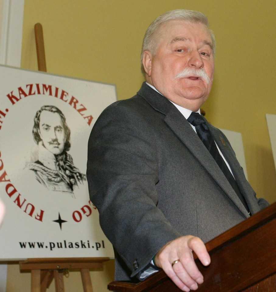 Duda i Wałęsa w końcu się pogodzą