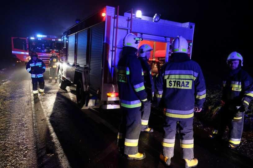 Pożar kamienicy we Wrocławiu. Nie żyją 4 osoby
