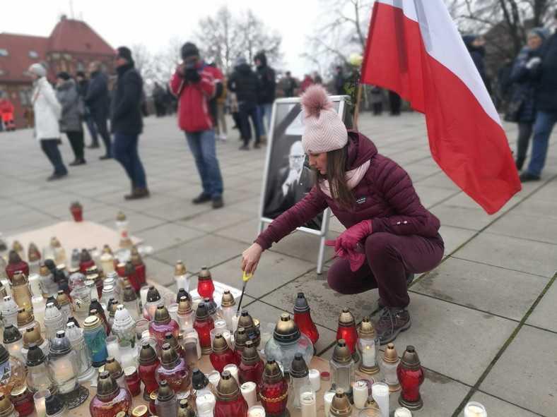 Uroczystości pogrzebowe Pawła Adamowicza. Cała Polska żegna prezydenta Gdańska