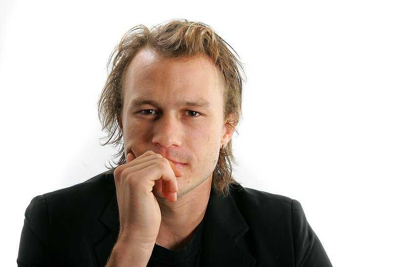 Mija 10 lat od jego tajemniczej śmierci...Heath Ledger był młody, utalentowany i miał Hollywood u swoich stóp...