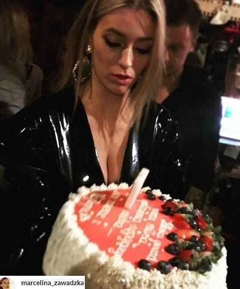 Marcelina Zawadzka świętowała 30. urodziny. Nie zabrakło Rafała Jonkisza. Nie odstępował jej na krok! Jednak są parą