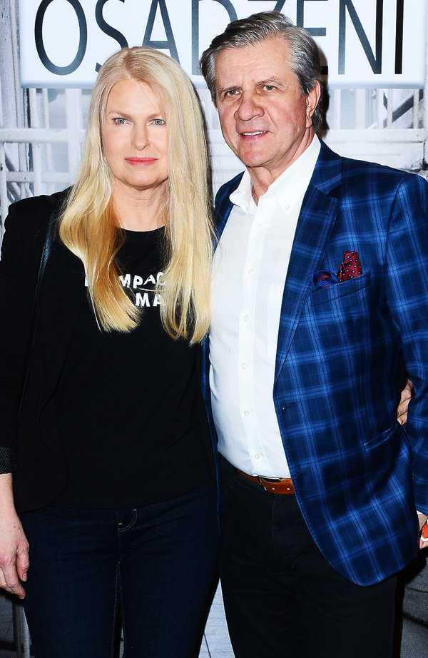 Zygmunt i Dorota Chajzerowie są małżeństwem od ponad trzydziestu lat