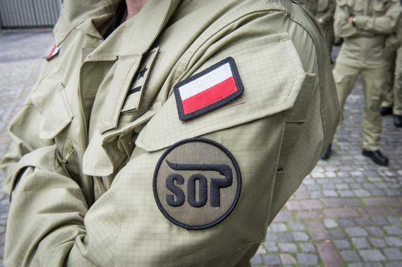 Kolizja z udziałem limuzyny Służby Ochrony Państwa w Warszawie