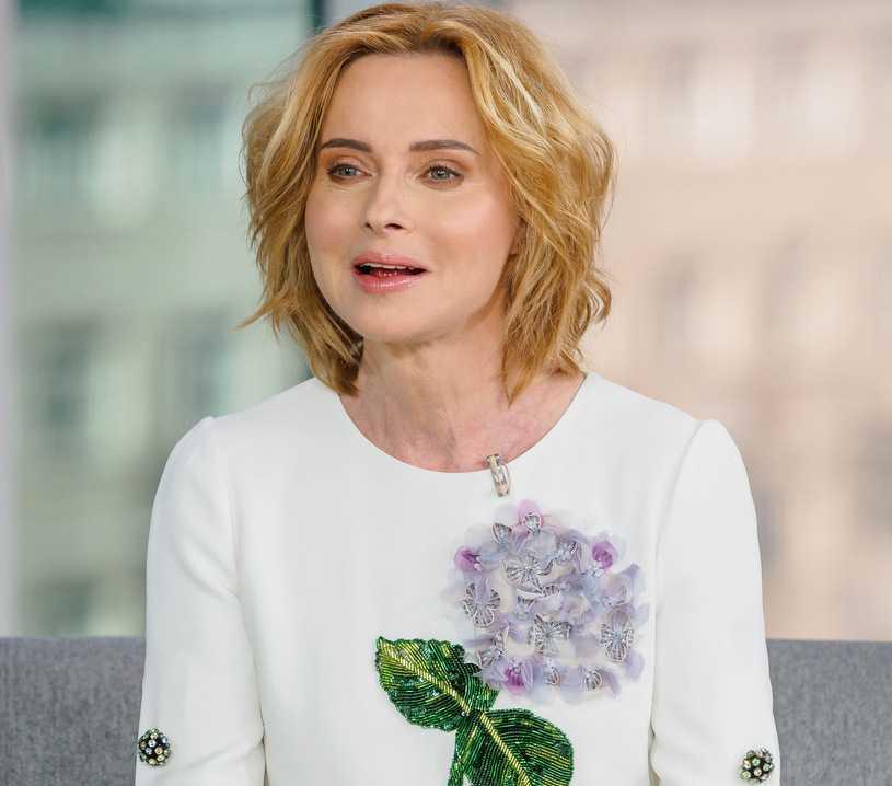 Jolanta Pieńkowska nagle zniknęła z TVN! Nie widziano jej od października