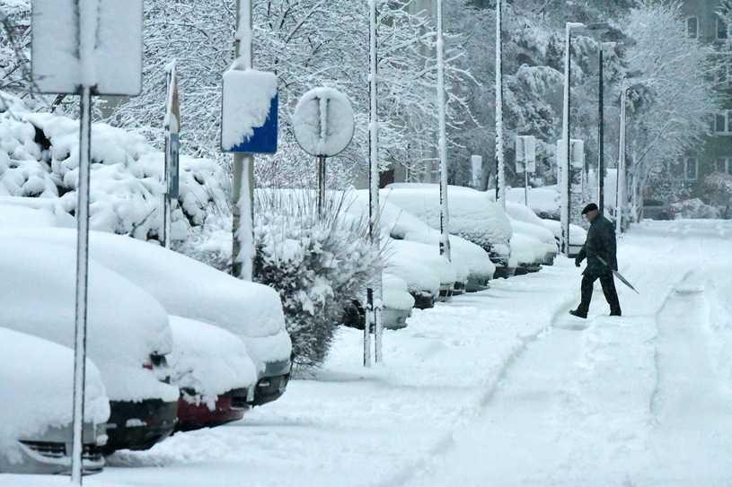 Śnieżna zima powróci. Prognoza długoterminowa