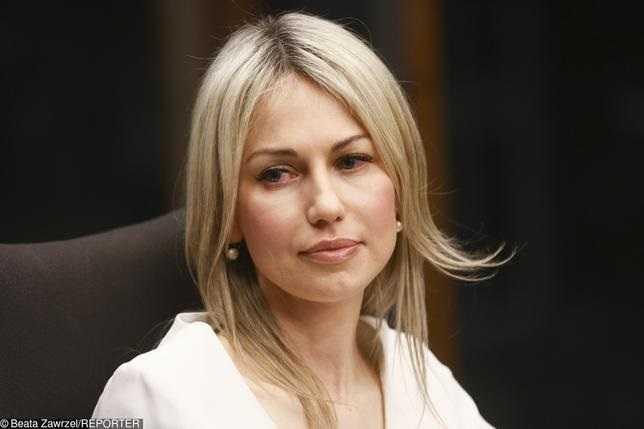 Magdalena Ogórek zaatakowana przed siedzibą TVP Info. Wkroczyła policja