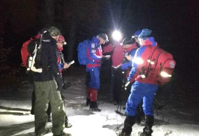Nie żyje 19-latek, który zaginął w Beskidach. Ratownicy GOPR odnaleźli ciało