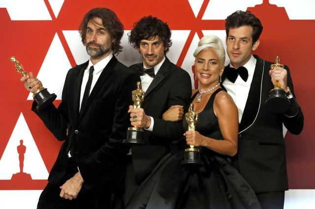 Diament wart 30 milionów dolarów i łzy wzruszenia. Lady Gaga odebrała Oscara i rozgrzała sieć
