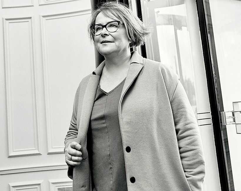 """""""Byłam bita pasem"""". Ilona Łepkowska szczerze o swoim dzieciństwie"""