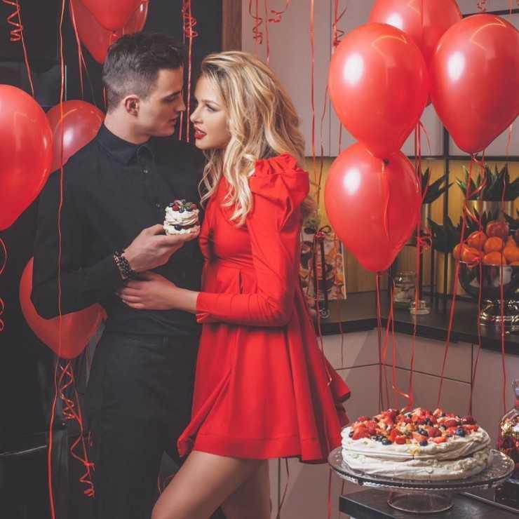 """KASIA SZKLARCZYK I PATRYK GRUDOWICZ z """"Top Model"""" są razem! Ogłosili to w Walentynki"""