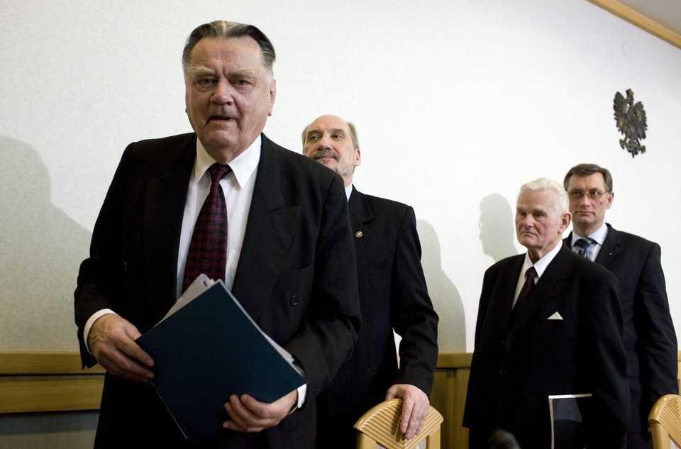 Już wiadomo, jak długa będzie żałoba narodowa po śmierci Jana Olszewskiego