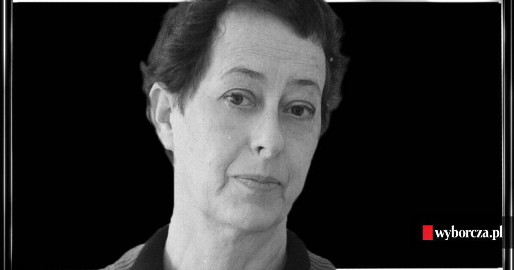 Nie żyje znana dziennikarka Ewa Maziarska