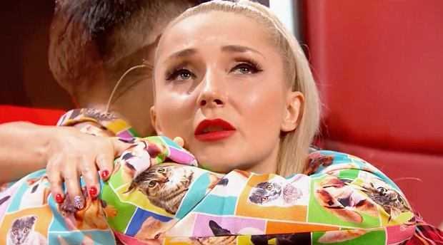 """""""The Voice Kids"""". Dawid Kwiatkowski wybrał finałową trójkę. Polały się łzy, a widzowie są w szoku"""