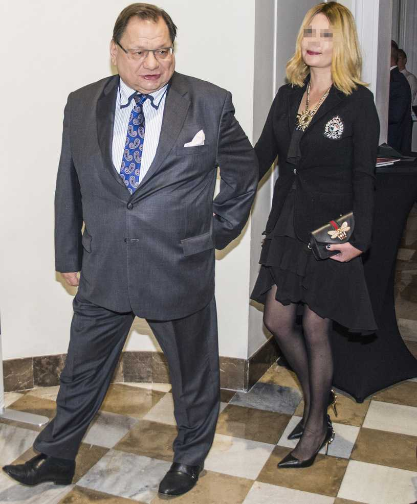 Żona Ryszarda Kalisza z zarzutami! Pod wpływem alkoholu prowadziła auto