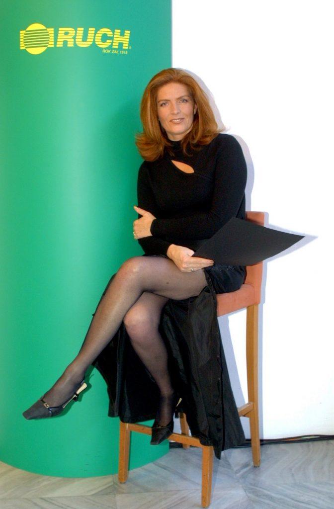 Katarzyna Dowbor kończy 60 lat. Jak wyglądała na początku kariery?