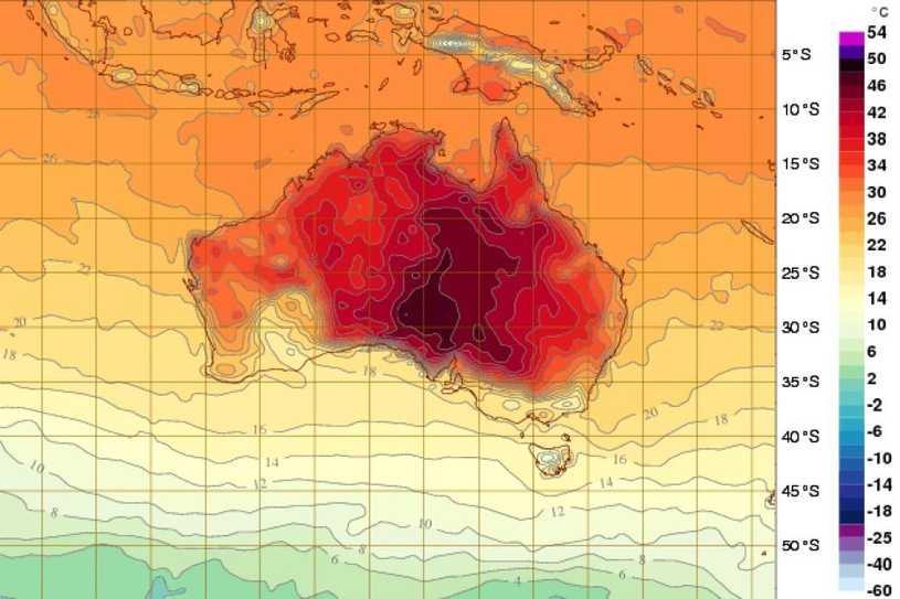 Z powodu globalnego ocieplenia w Australii zniknie zima