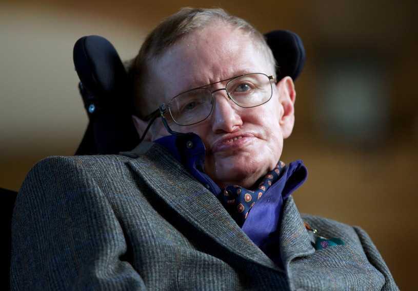 Stephen Hawking uważał, że raj to bajka dla ludzi, którzy boją się ciemności