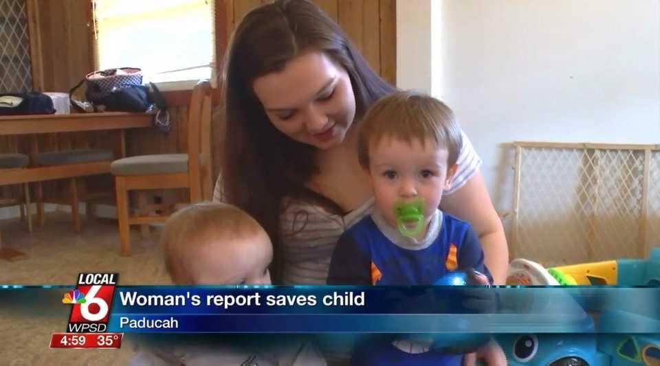Czujność kelnerki uratowała dzieci. Zauważyła coś strasznego