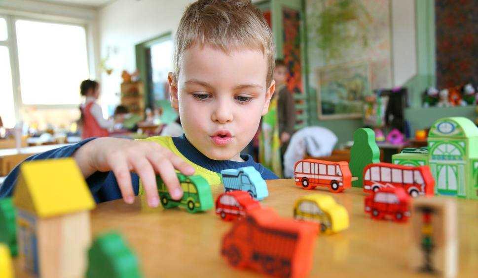 Początek rekrutacji do przedszkoli na Pomorzu. Będzie problem z miejscami dla dzieci