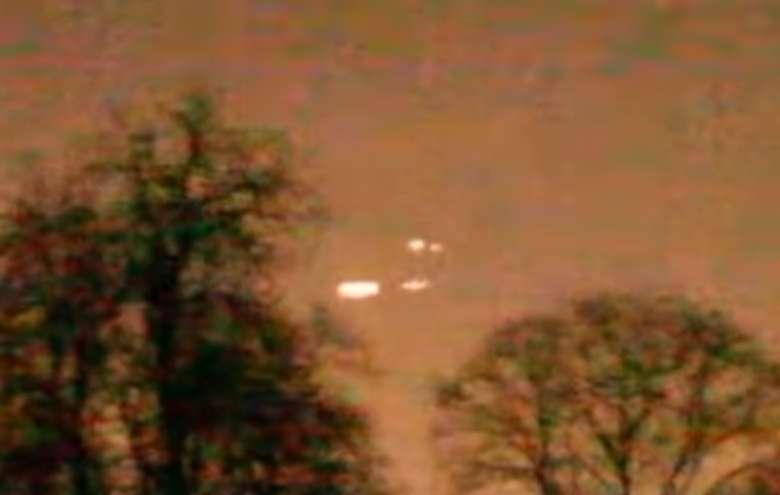 Mieszkańcy Mazowsza od tygodni obserwują jasne światła na niebie. Twierdzą, że to UFO