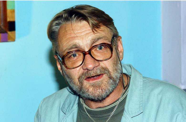 Jacek Czyż jest ciężko chory. Syn aktora apeluje o pomoc
