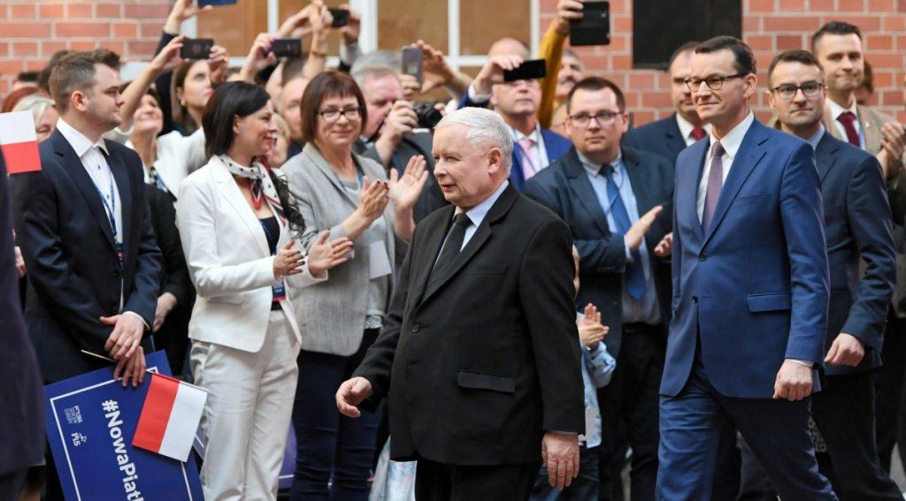 Konwencja PiS. Kaczyński składa nową obietnicę