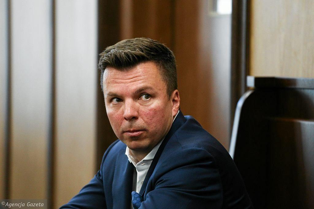Marek Falenta rozpłynął się w powietrzu. Sąd wystawił list gończy za biznesmenem