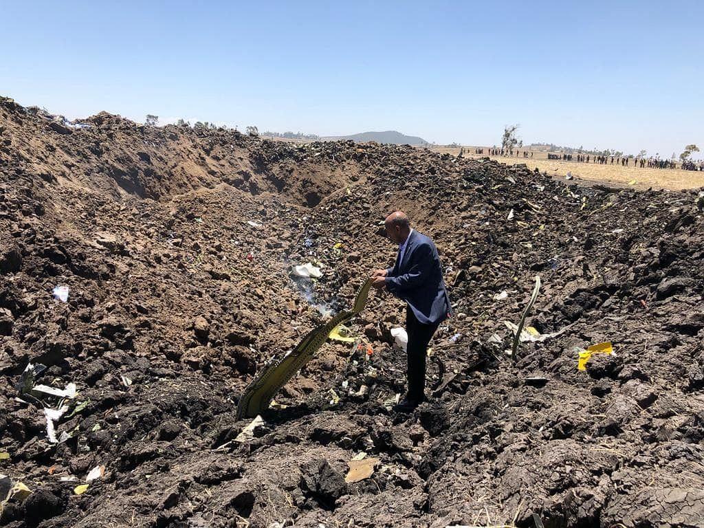 Etiopia: Katastrofa samolotu Ethiopian Airlines. Na pokładzie 157 osób