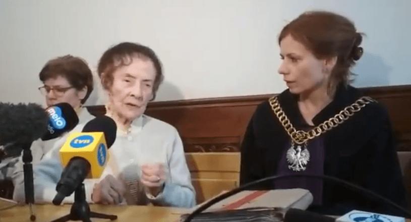Poznań: 101-latka walczy w sądzie z kamienicznikiem