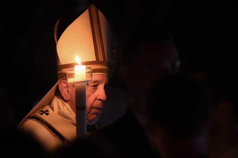 Papież: Wielkanoc to święto usuwania kamieni