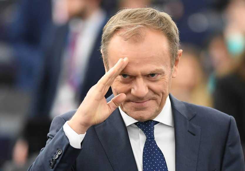 """""""FAZ"""": Tusk może zostać szefem europejskiej centroprawicy"""