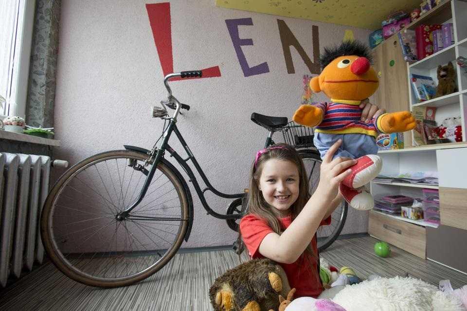 Ma 7 lat i robi wielkie rzeczy! To Lenka z Gliwic!
