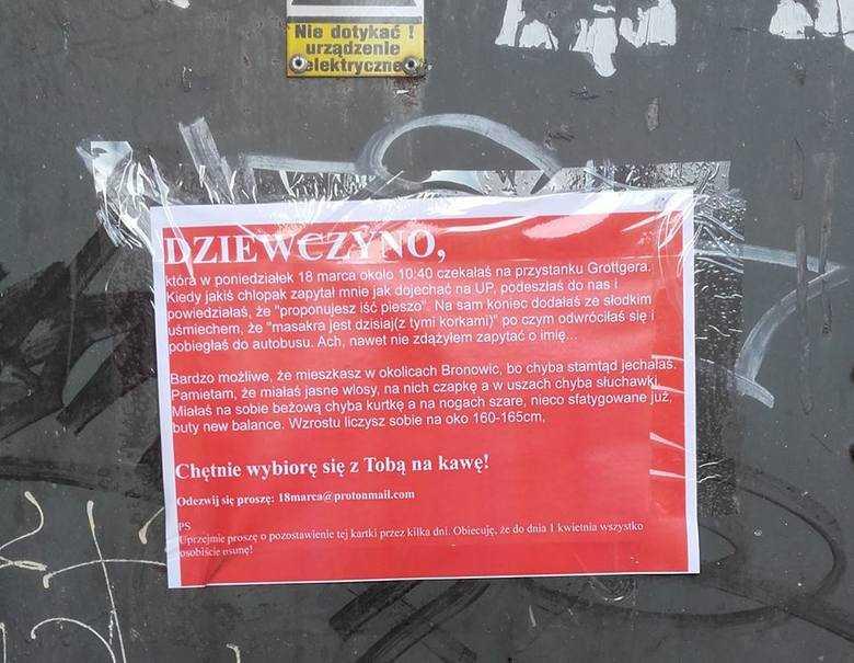 Ogłoszenie z Krakowa podbija sieć. Pilnie poszukiwana piękna blondynka