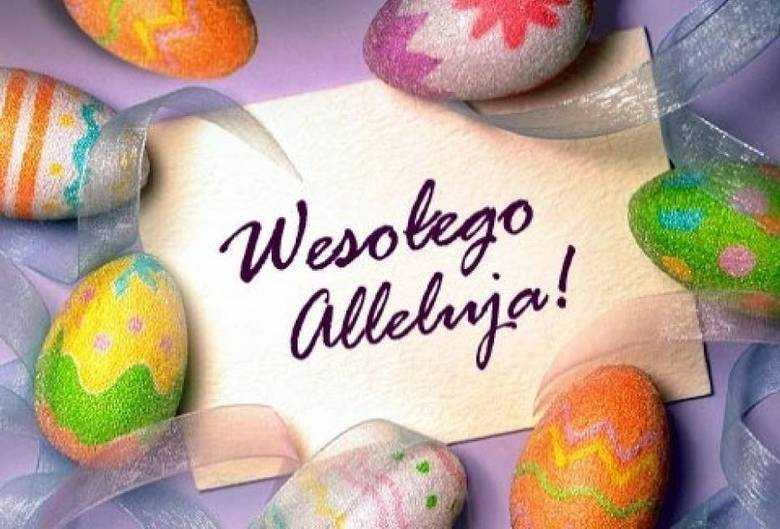 ŻYCZENIA WIELKANOCNE 2019: Wielkanocne kartki