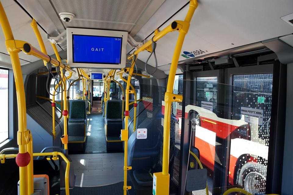 Nowe cacka dla pasażerów w Gdańsku. To nowoczesne autobusy