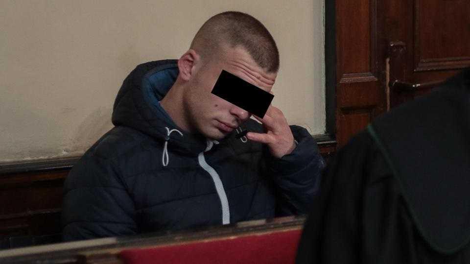Dominik W. skazany za szaleńczy rajd